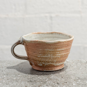 Cappuccino Cup Wood Fired