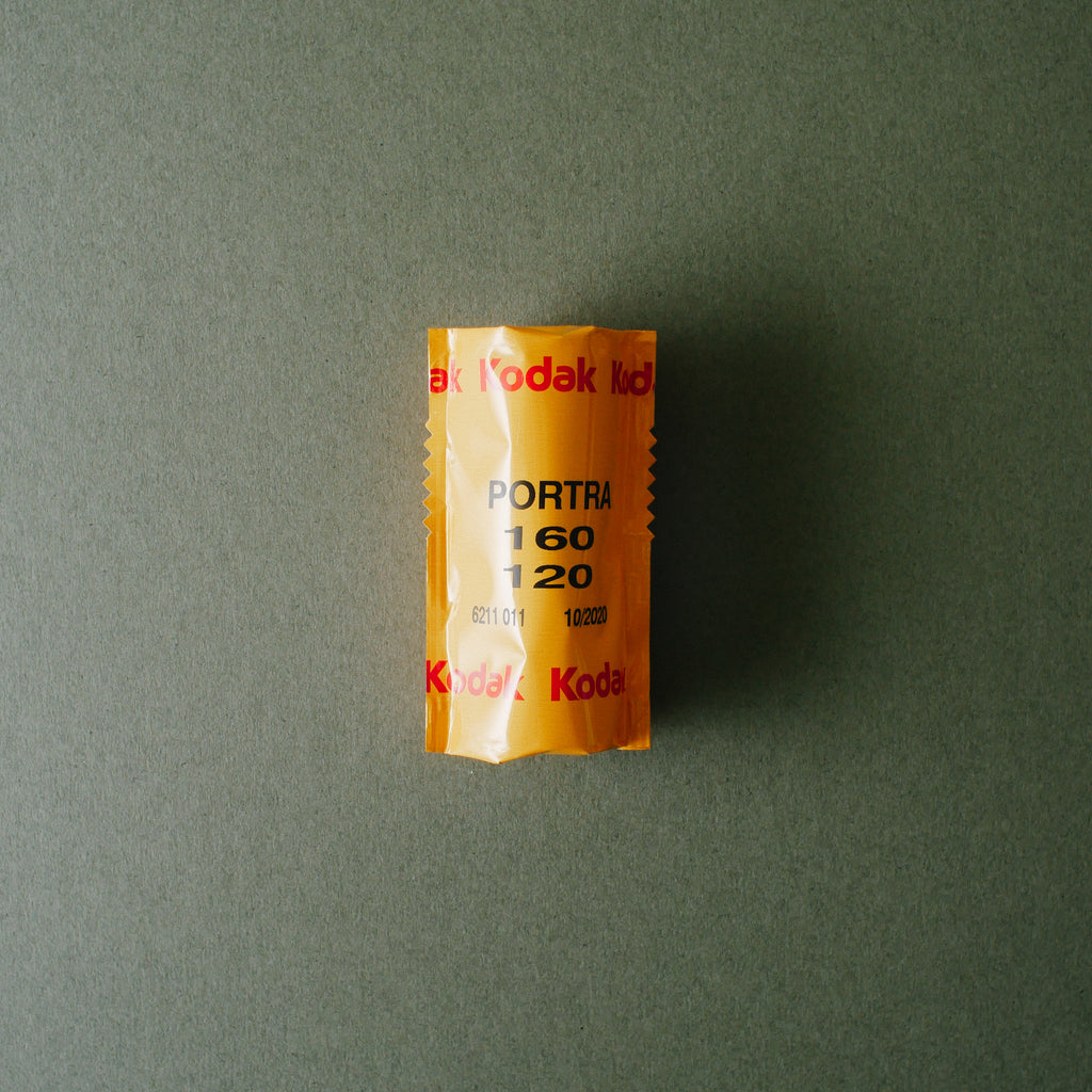 Kodak Portra 160 - 120 (Single Roll) Film Kodak Film