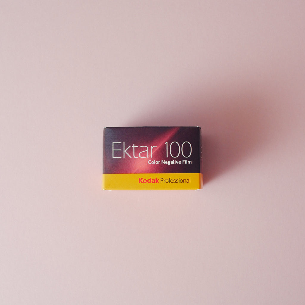 Kodak Ektar 100 - 35mm Film Kodak Film