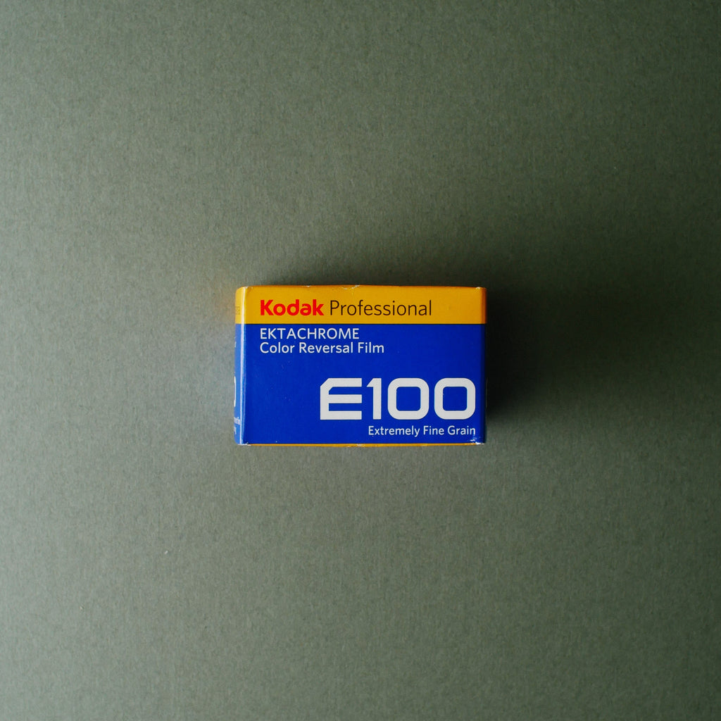 Kodak Ektachrome E100 - 35mm Film