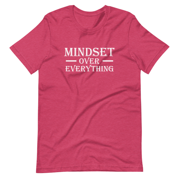 Women's Mindset Over Everything T-shirt