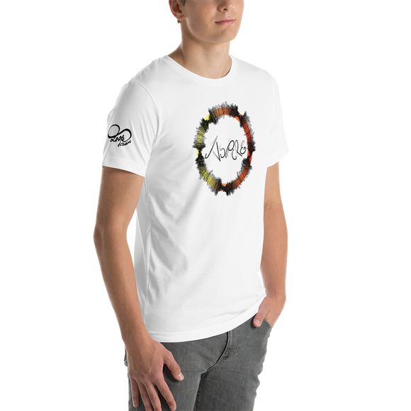 Short-Sleeve Unisex Inspire T (SUNSET)