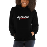 Women's Motivated Hoodie (Red/WHT)