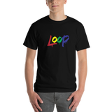 Loop Drip T-shirt (Multi-Color)