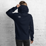 Women's Motivated Hoodie (WHT)
