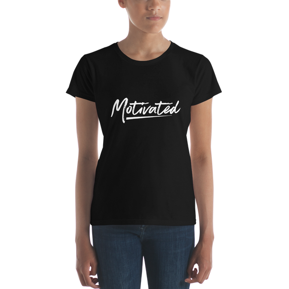 Motivated Women's Tee