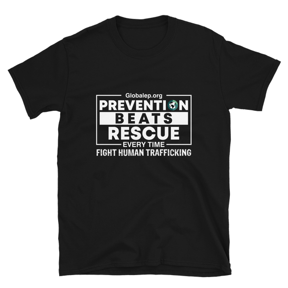 Prevention Beats Rescue  Unisex T-Shirt