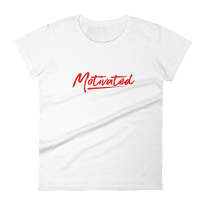 Motivated Tee (Women's)
