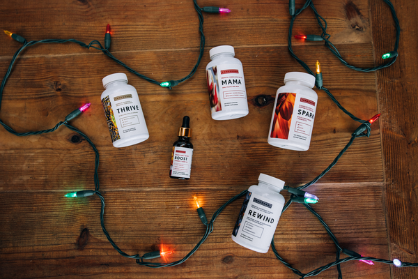 The Happy, Healthy Holiday Gift Guide: Season's Greetings to You + Yours