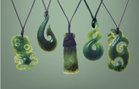 The meanings of Pounamu