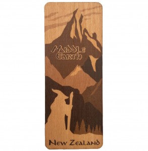 Bookmark Middle Earth BABM115