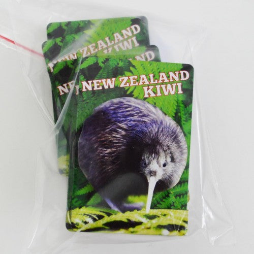 3D Magnet - New Zealand Kiwi