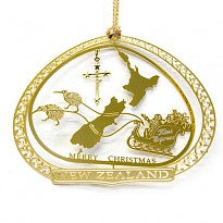 Xmas Collectable NZ Xmas Gold BBXM702