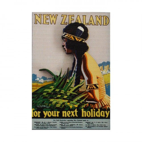 Vintage NZ Holiday