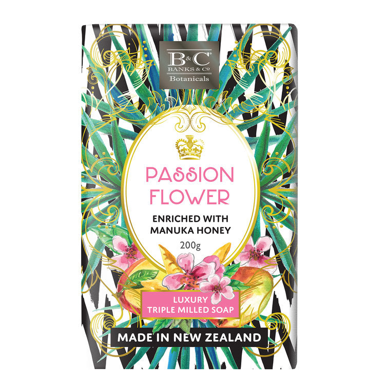 Passionflower Soap 200g
