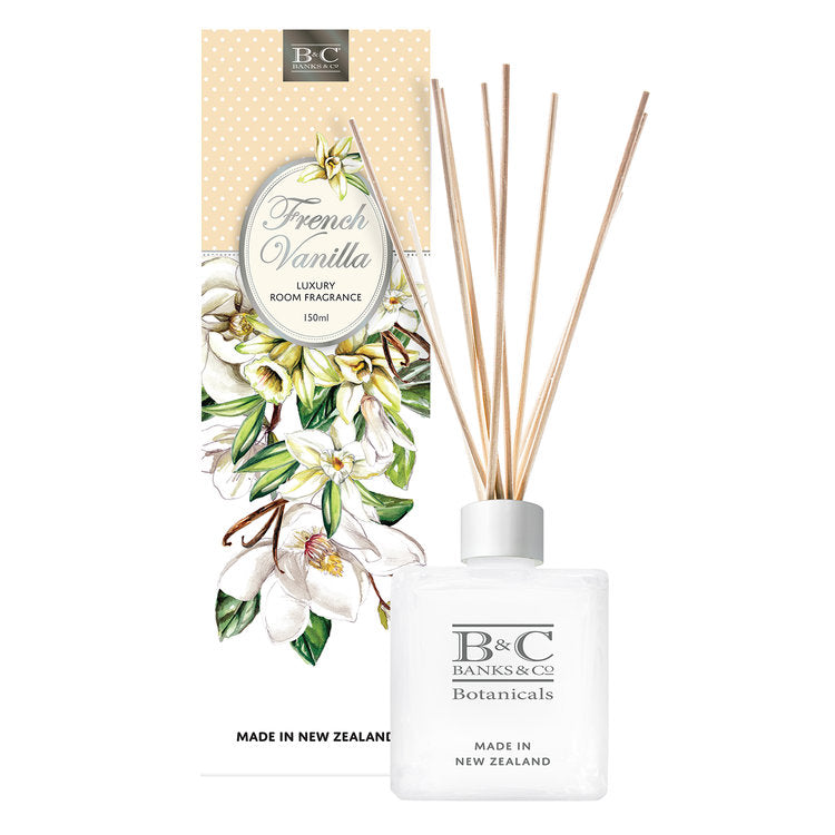 French Vanilla Room Diffuser