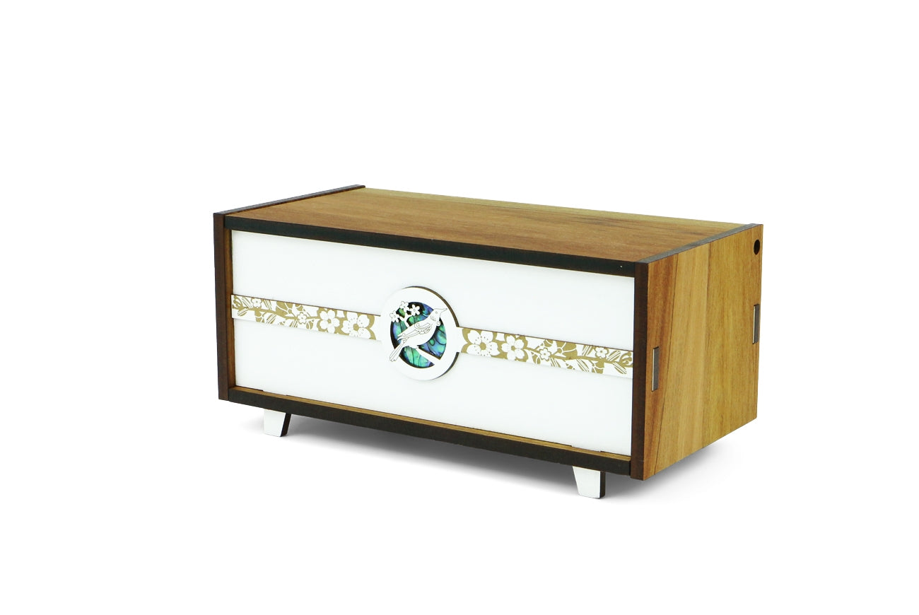 Pop Icon Jewellery Box - Tui - IPBXLT
