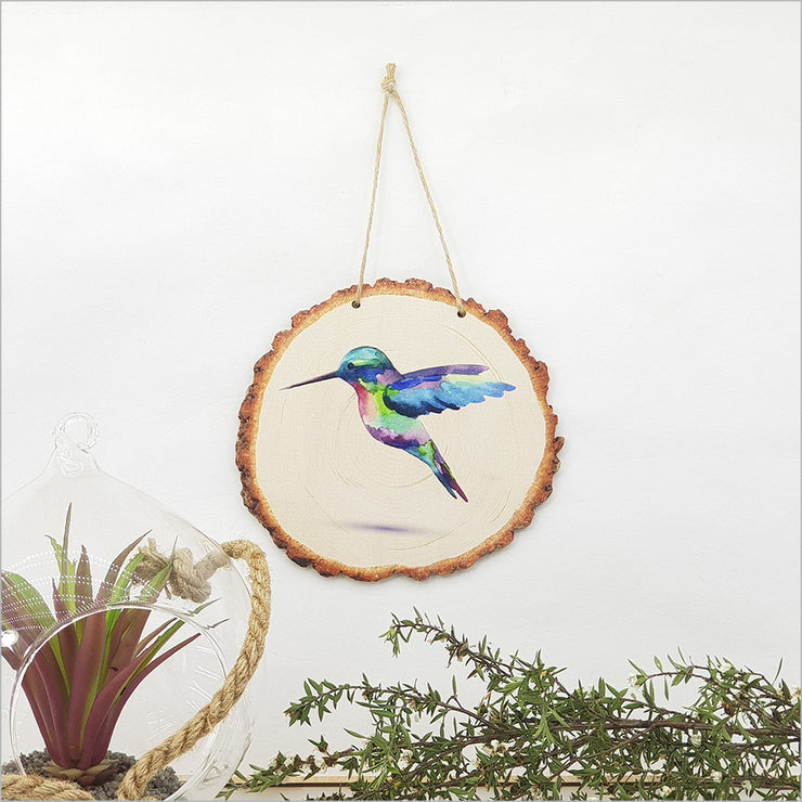 Humming Bird Ornament Large