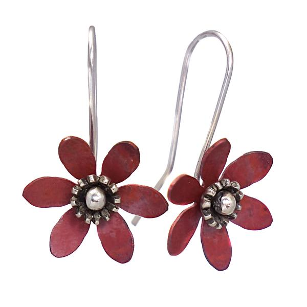 Clematis Earrings (E-CLE)