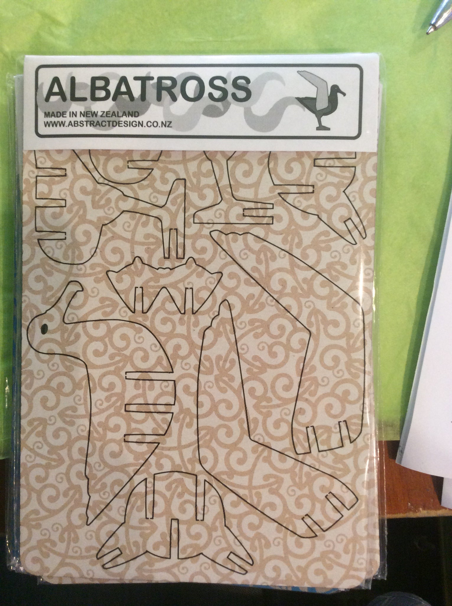 Albatross Flat Pack