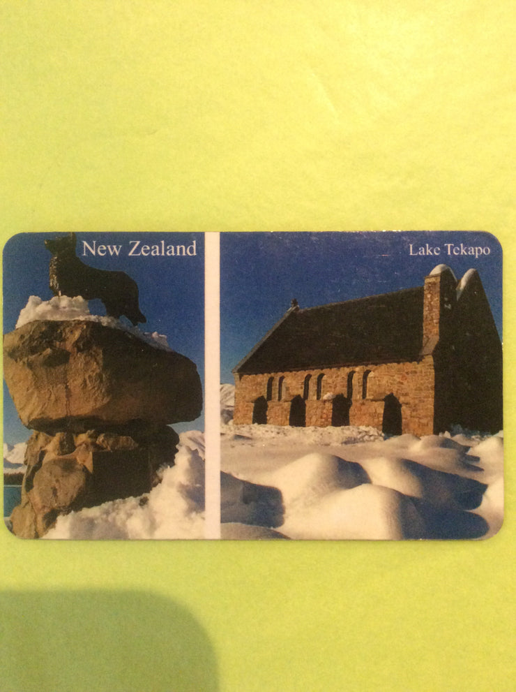 Lake Tekapo NZ Magnet