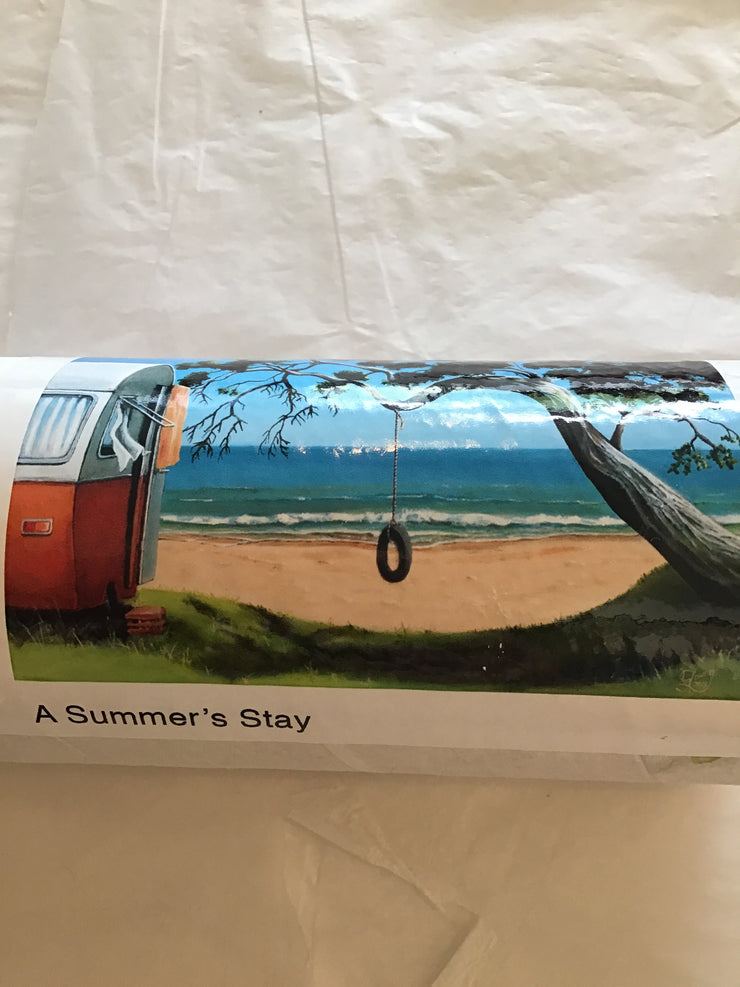 A Summers Stay Print
