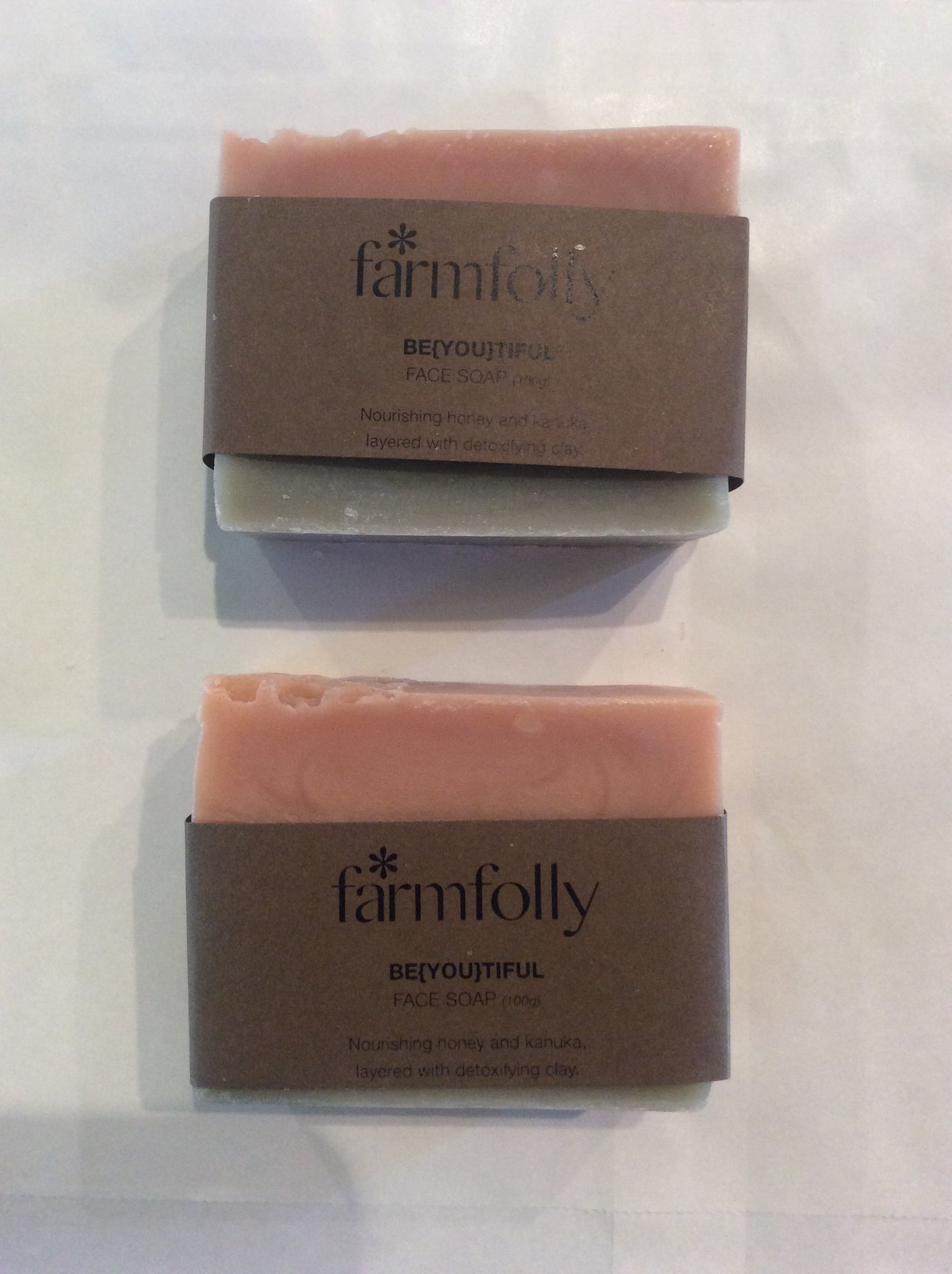 Face Soap 100g