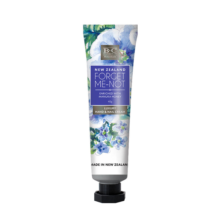 Evoke Forget Me Not Hand and Nail Cream 40ml