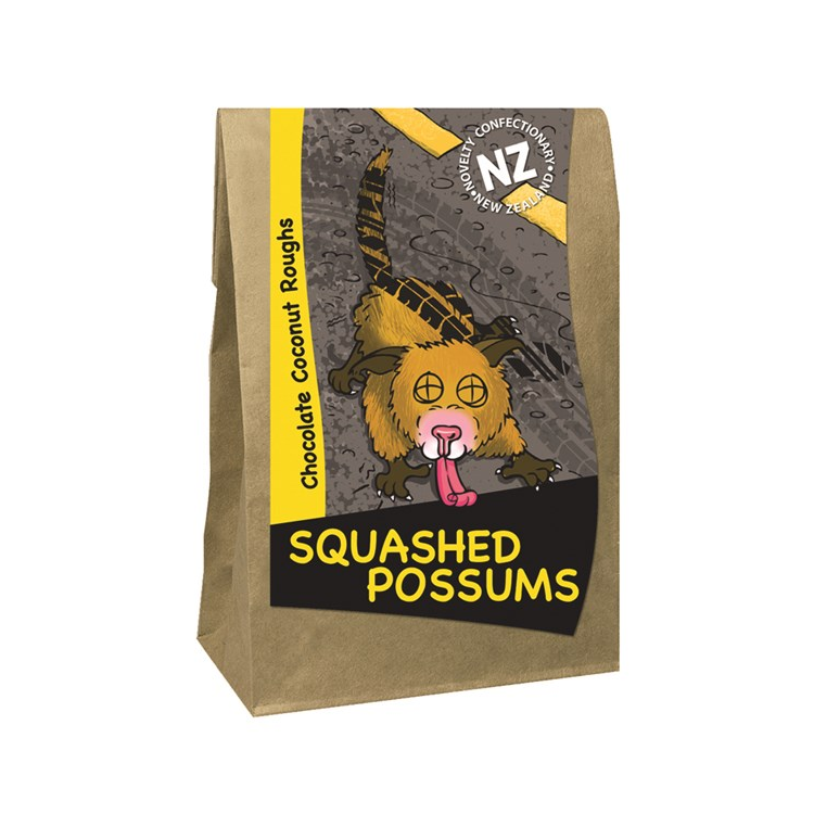 Sweets Squashed Possums 110g