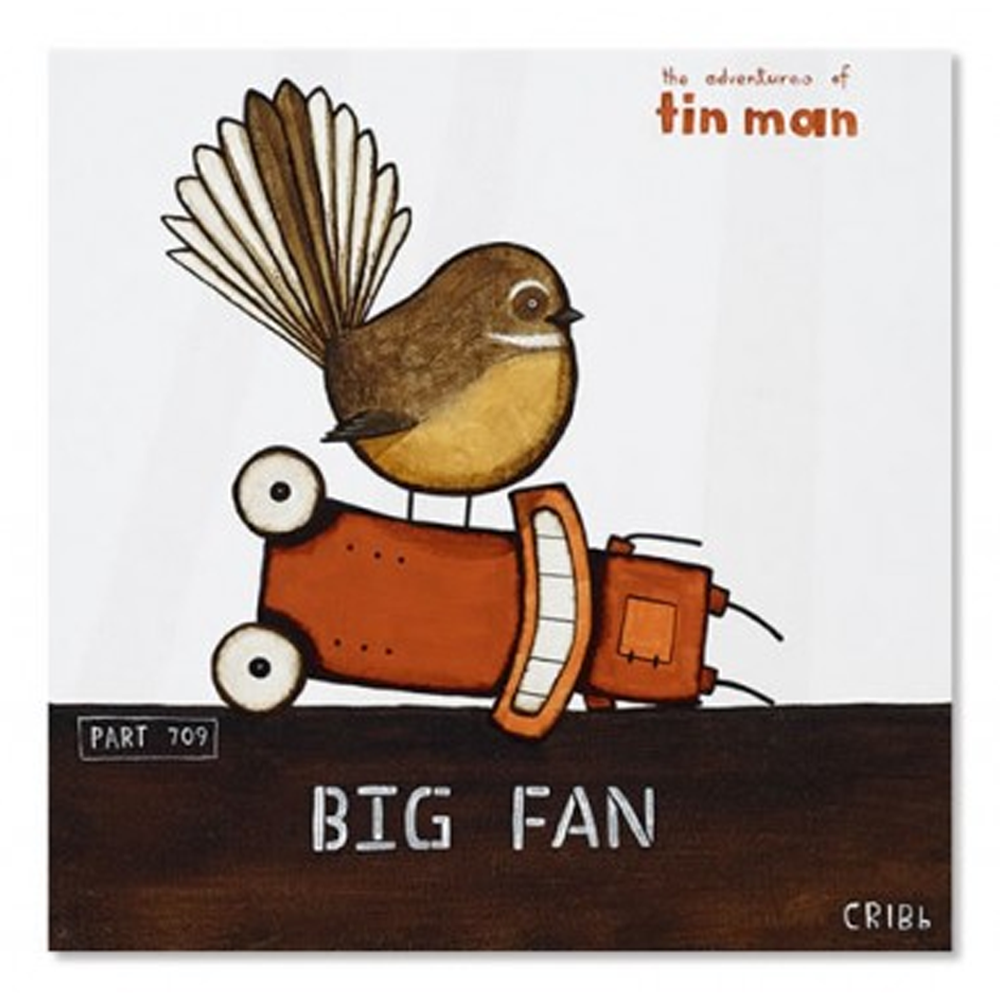 Tin Man - Big Fan