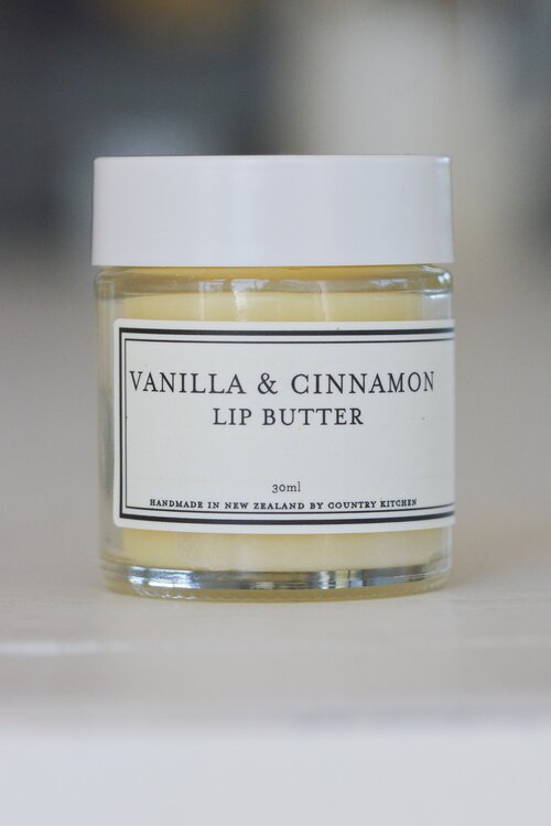 Vanilla and Cinnamon Lip Butter 30 ml