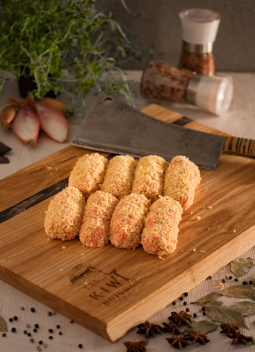 $10 Value Pack - Crumbed Sausages