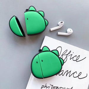 Earphone Protective Silicone Charging Case Cover for AirPods 2