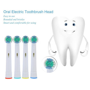 4Pcs Electric Toothbrush Head For Oral-B