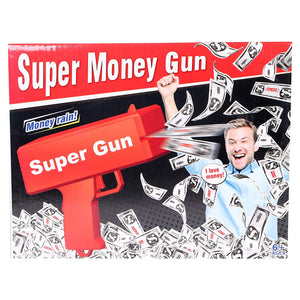 Make It Rain Money Gun (Red)