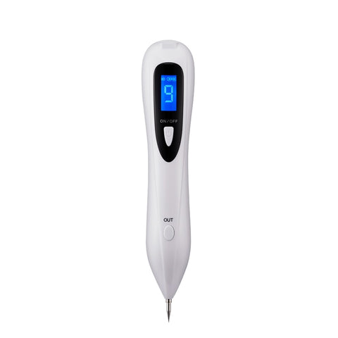 LCD Portable Laser Freckle USB Charging Tattoo Removal Pen