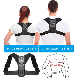 Posture Support Belt Orthopedic Brace Shoulder Correct