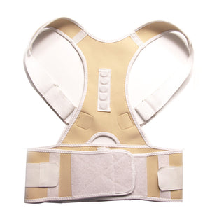 Adjustable Magnetic Posture Corrector Corset Belt