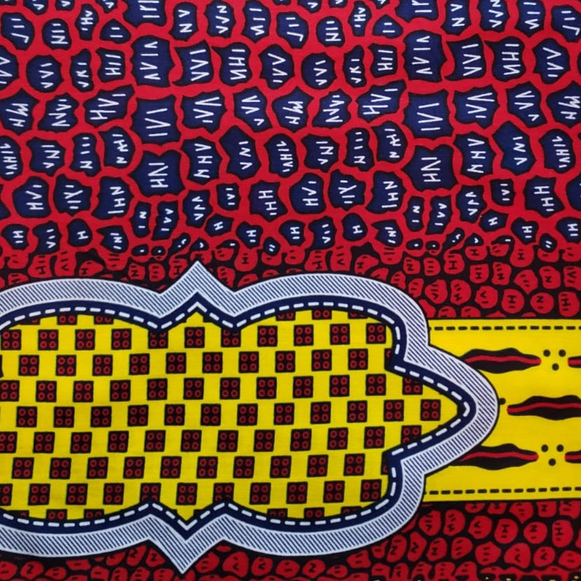 Ankara Fabric Favorite Prints