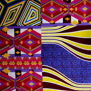 A Little Bit of Ankara Fabric