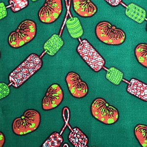 A String of Beads Ankara Fabric