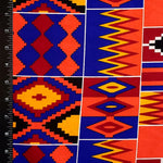 Kenny Kente Ankara Fabric