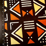 #22 Mudcloth Cotton Kente Prints Ankara Fabric