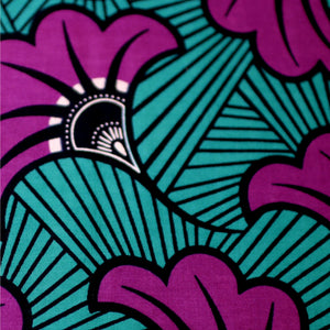Feels Like Summer Ankara Fabric