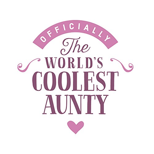 Aunty Gift Coolest Auntie Gifts For Birthday Best