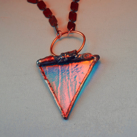 Sundown Point Pendant