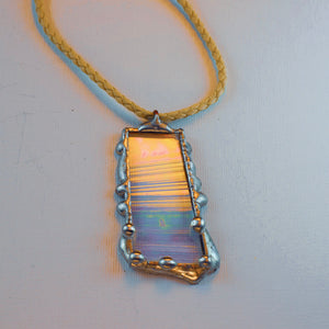 Transparent Window Pendant