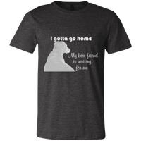 dog best friend t-shirt tee shirt