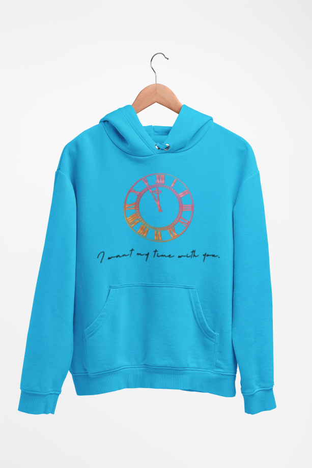 Time Unisex Sweatshirt