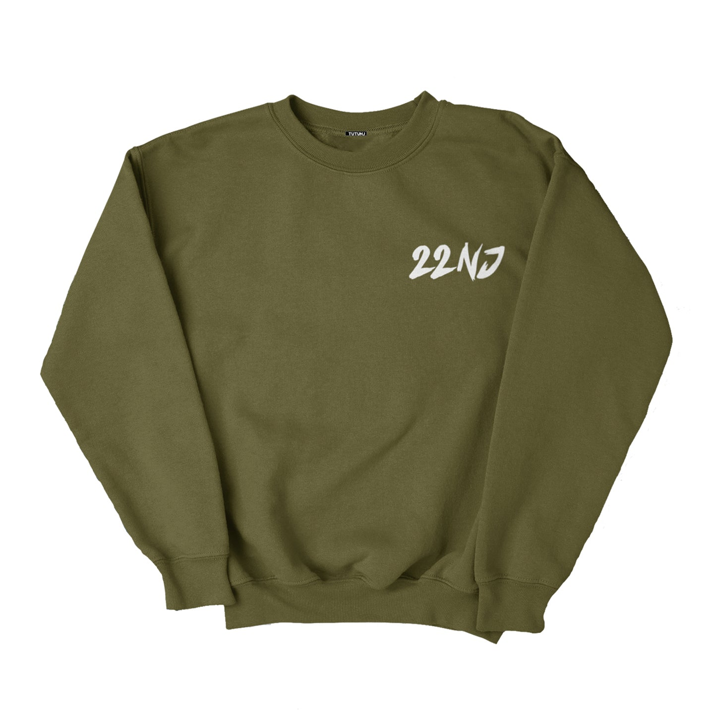 22NJ Rock Unisex Sweatshirt